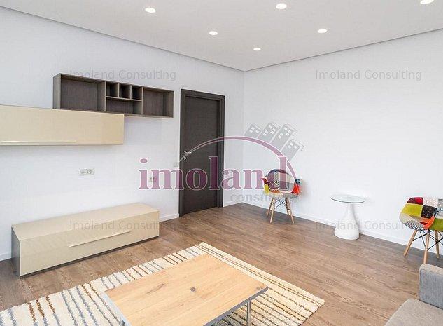 Laguna Residence-Barbu Vacarescu - apartament - 3 camere - vanzare - imaginea 1