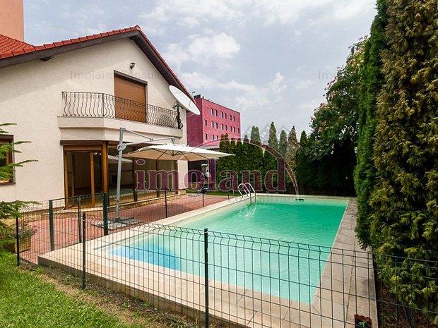 Vila de inchiriere - 6 camere - Iancu Nicolae - imaginea 1