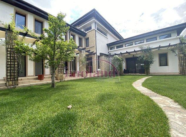 Vila superba - 7 camere - vanzare - Iancu Nicolae - Padurea Baneasa - imaginea 1