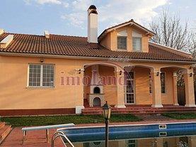 Casa de închiriat 8 camere, în Balotesti