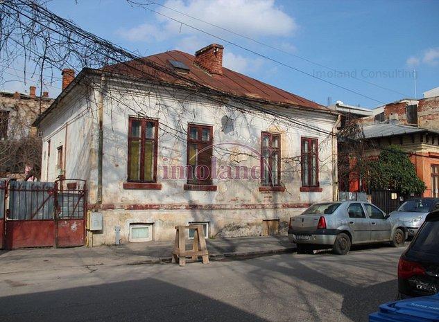 Vanzare - Teren ultracentral - Dacia - Eminescu - imaginea 1