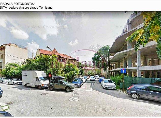 Vanzare - Teren - Cismigiu - Parcul - Luigi - Cazzavillan - Autorizatie - imaginea 1