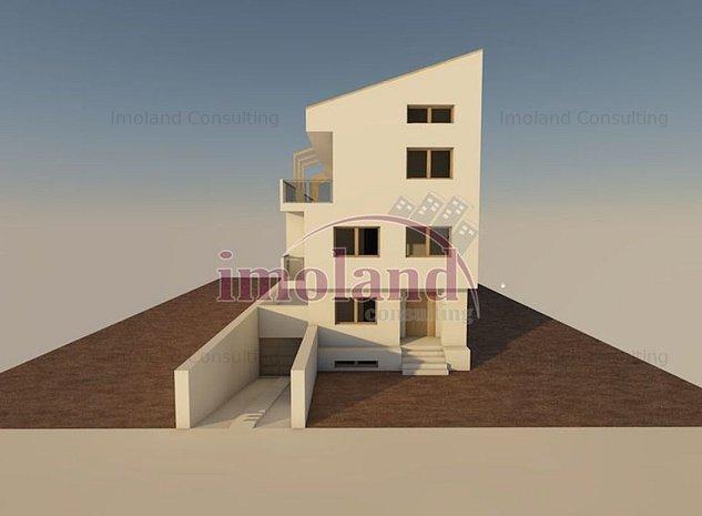 Teren Autorizatie de Construire Bucurestii Noi-Parc Bazilescu - imaginea 1