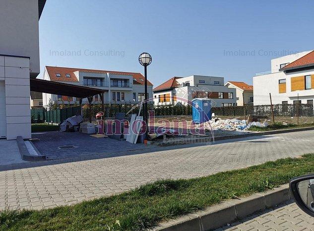 Teren - vanzare - Iancu Nicolae-Pipera-Baneasa Residential Park - imaginea 1