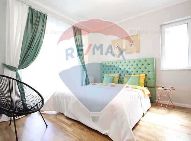 Apartament de lux, 2 camere, ultrafinisat, utilat si mobilat, garaj - imaginea 1