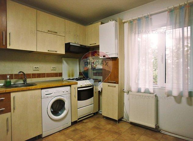 Apartament cu 3 camere de vanzare in zona Manastur - imaginea 1
