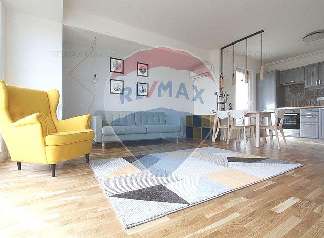 Apartament lux 3 camere, Iulius Mall prima inchiriere, 73 mp, garaj - imaginea 1