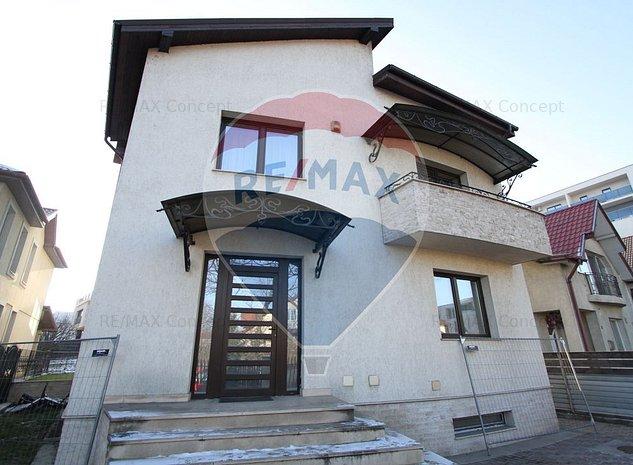 Casa / Vila cocheta in zona Dambul Rotund - imaginea 1