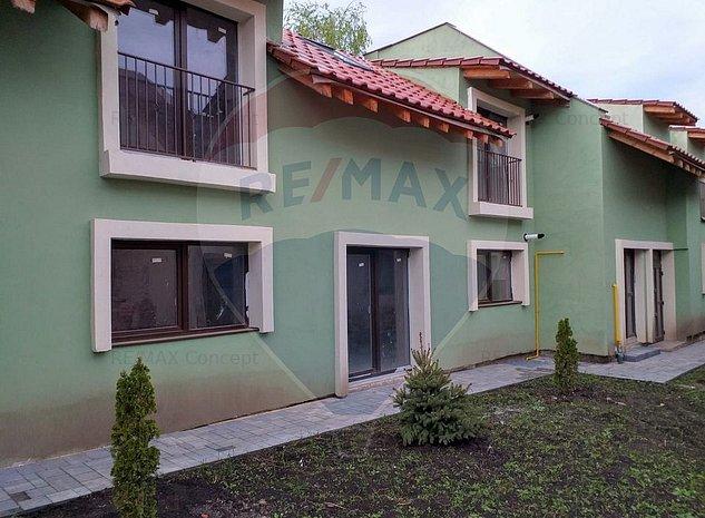 Casa 450 mp cu curte comuna de vanzare in zona Gruia - imaginea 1