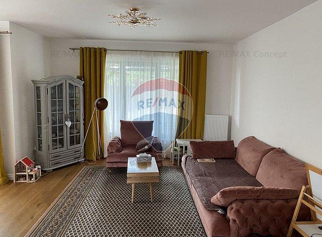 Casa / Duplex 4 camere Dambul Rotund, mobilat, utilat - imaginea 1