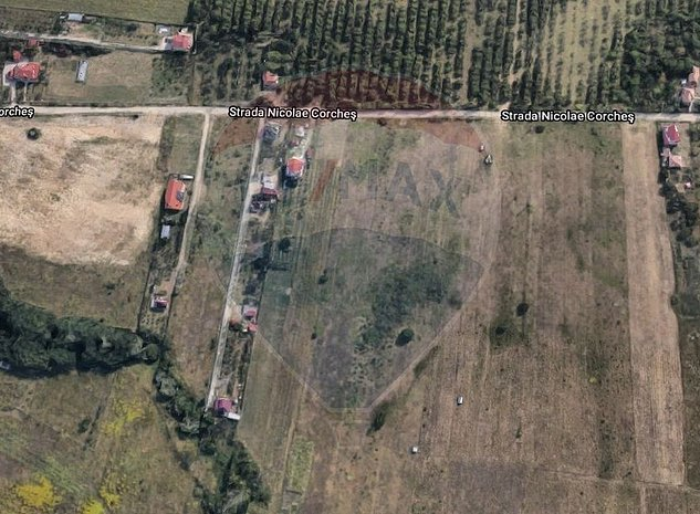 Teren 825 mp, Cluj-Napoca / Zona strazii Mihai Romanu - imaginea 1