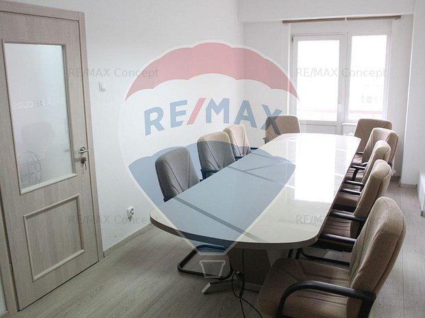 De inchiriat spatiu de birouri, 80 mp, ultrafinisat, Zona 0 a Clujului - imaginea 1