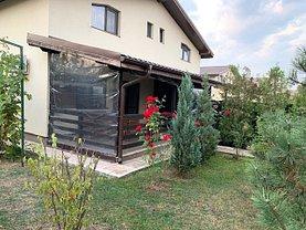 Casa de închiriat 4 camere, în Corbeanca