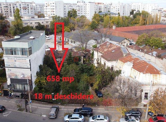 Oportunitate - Teren de vanzare 658 mp - Calea Plevnei 74 - imaginea 1