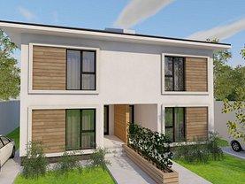 Casa de vânzare 5 camere, în Otopeni, zona Central