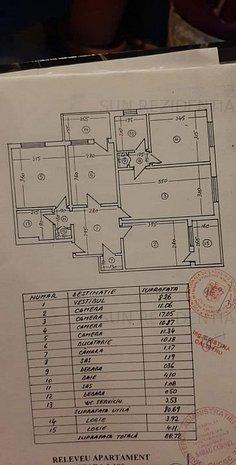 Berceni- Alexandru Obregia 4 camere, confort 1. - imaginea 1