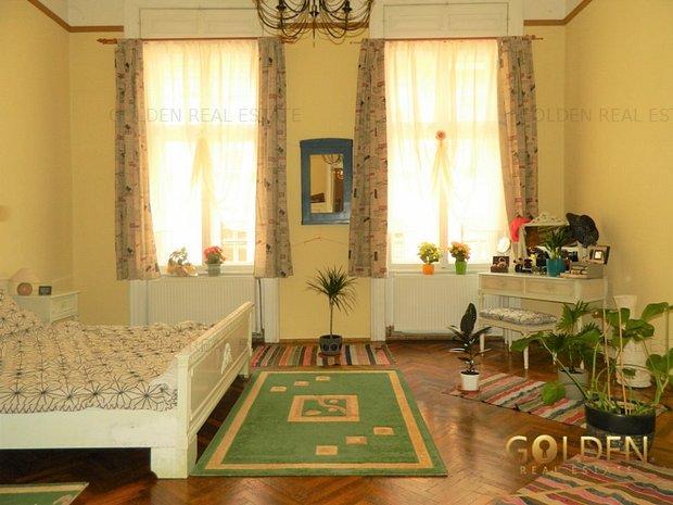 Apartament 2 camere la casa, Ultracentral, suprafata 117 mp, etaj 1 - imaginea 1