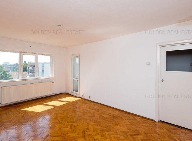 Comision 0% Apartament 3 camere, zona Intim, str. Banu Mărăcine - imaginea 1