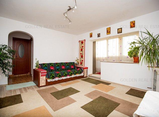 Apartament 2 camere, 74 mp, zona Confectii, comision 0% - imaginea 1