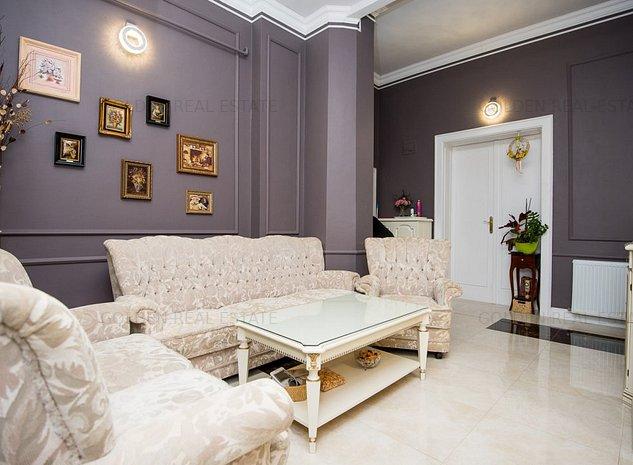 Apartament 3 camere si doua balcoane, etajul 1, 112 mp, Parcul Reconcilierii - imaginea 1