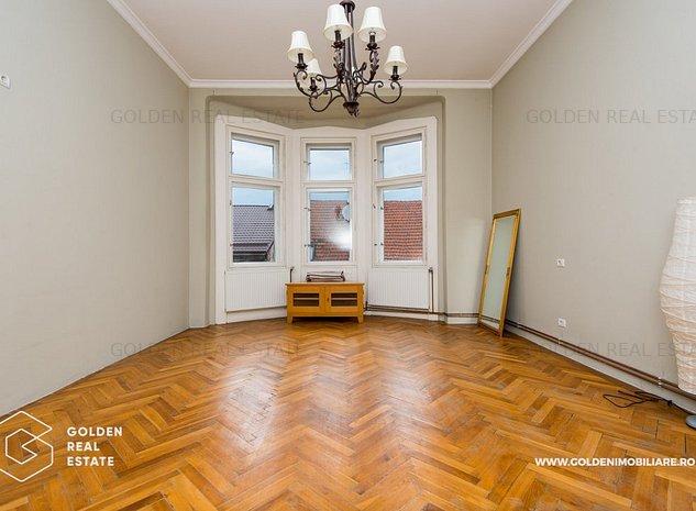 Apartament superb, 2 camere, Ultracentral, str. Eminescu - imaginea 1