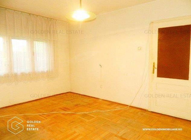 Apartament 2 camere, Romanilor, Boul Rosu, parter - imaginea 1