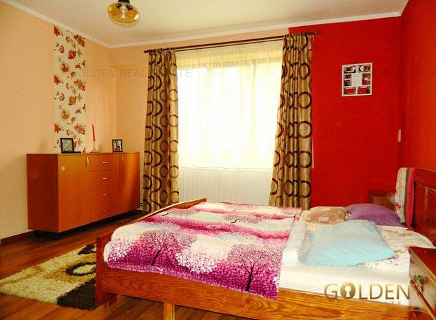 Casa D+P+M pretabila pentru afacere, 650 mp teren, Vladimirescu - imaginea 1