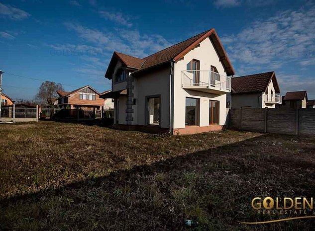 Vila Boemia, 3 dormitoare, teren 450 mp, la preț de apartament, comision 0% - imaginea 1
