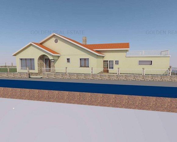 Teren cu proiect și fundație, Zădăreni, 530 mp - imaginea 1