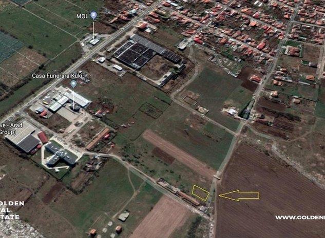 Teren intravilan, zona Grădiște, 1500 mp - imaginea 1