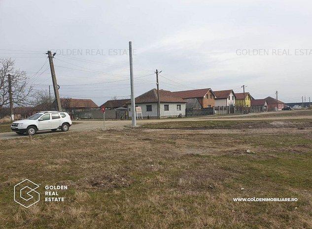 Teren intravilan, 457 mp, localitatea Cicir, comision 0% - imaginea 1