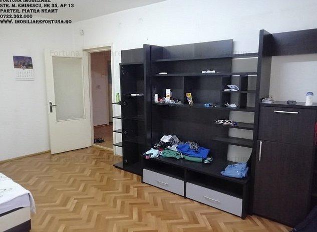 Apartament 3 camere, zona P-ta Bistrita - imaginea 1