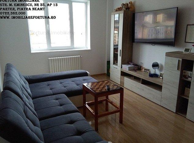 Apartament 3 camere, zona Darmanesti - imaginea 1