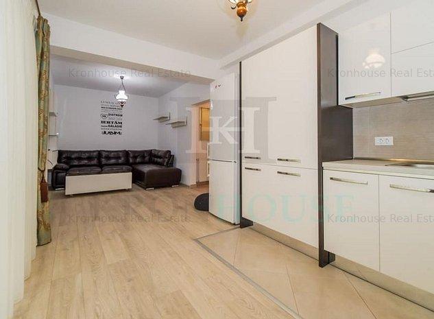 Apartament 2 camere, la cheie,bloc nou, zona centrala. - imaginea 1