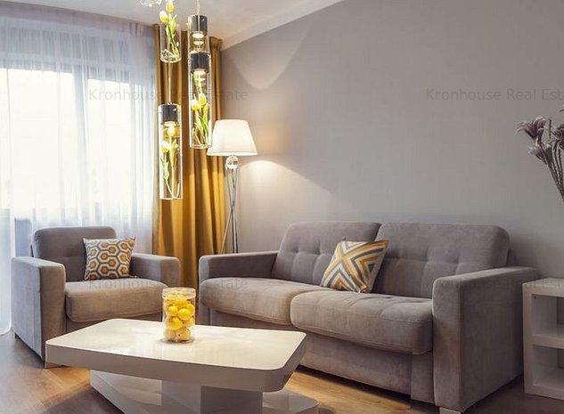 Apartament 2 camere, bloc nou, 13 Decembrie-Coresi, COMISION 0. - imaginea 1