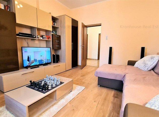 Apartament cu 2 camere in Centrul Civic - imaginea 1