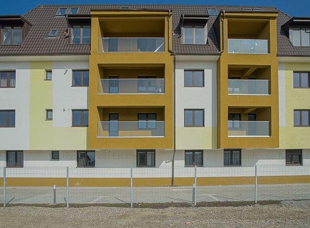 0% COMISION- apartament in bloc tip vila - imaginea 1