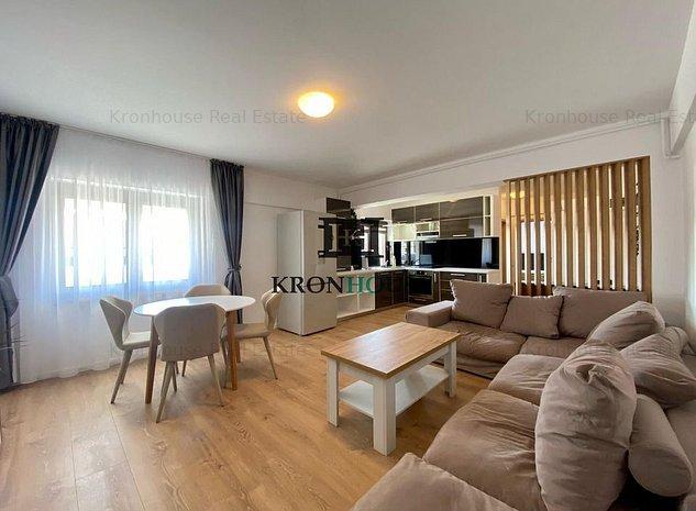Apartament modern cu 2 camere, prima inchiriere - imaginea 1