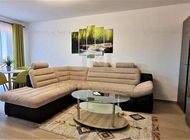 Apartament inedit in zona centrala, langa padure. - imaginea 1