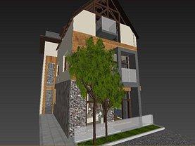 Casa de vânzare 5 camere, în Brasov, zona Racadau