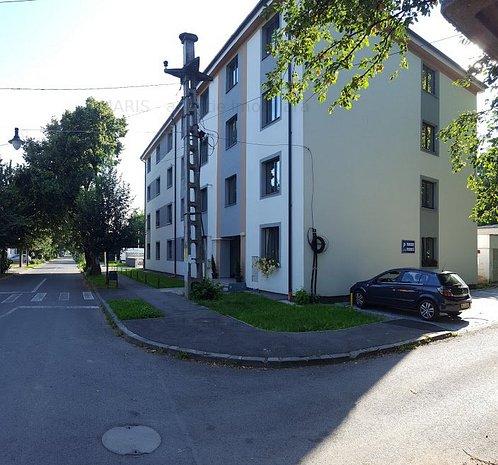 Apartament nou cu 3 cam, la cheie, etaj 2, su 60 mp - imaginea 1