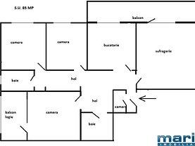 Apartament de vânzare 4 camere, în Târgu Mureş, zona Dâmbu Pietros