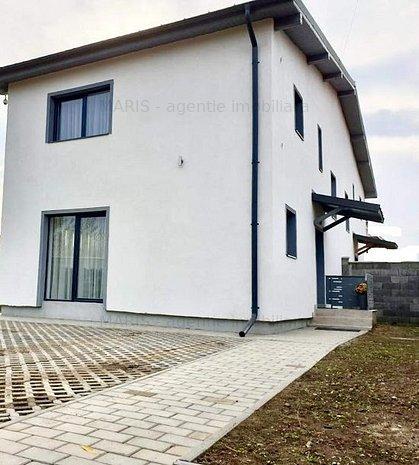 Casa noua tip duplex in Sancraiu de Mures - imaginea 1