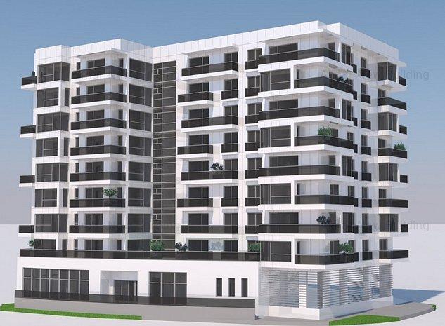 Apartamente cu 2 camere, in statiunea Mamaia, zona Butoaie - imaginea 1