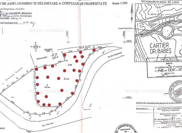Teren Campina 2500mp central - imaginea 1
