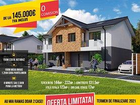 Casa de vânzare 3 camere, în Bucureşti, zona Pantelimon