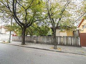 Teren constructii de vânzare, în Bucureşti, zona Parcul Carol