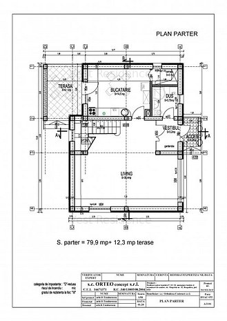 Casa singulara 4 camere + mansarda 42 mp. Living 40mp. Comision 0 - imaginea 1
