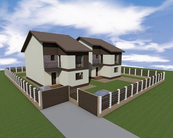 Casa singulara 5 camere, comision 0. Direct dezvoltator. - imaginea 1