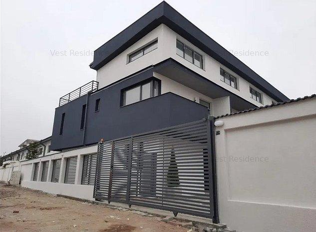 Duplex 4 camere + mansarda cu terasa. Design mediteranean. Comision 0. - imaginea 1